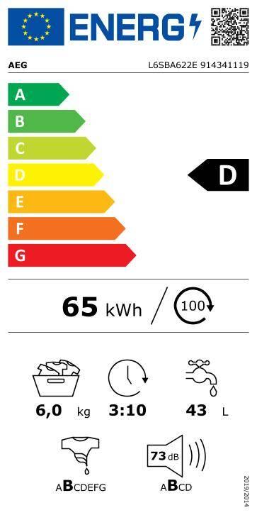 Energiamerkintä