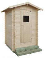 Lillevilla Toilet 15 1,4x1,4 m