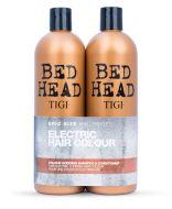 Tigi DUO 2 x 750 ml Colour Goddess shampoo ja hoitoaine