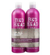 Tigi DUO 2 x 750 ml Fully Loaded shampoo ja hoitoaine