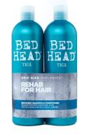 Tigi DUO 2 x 750 ml Recovery shampoo ja hoitoaine