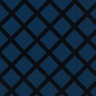 Marimekko lautasliina 25 cm Quilt t.sininen