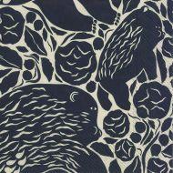 Marimekko lautasliina 25 cm Karhuemo pellava/musta C913767