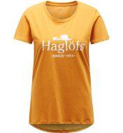 Haglöfs T-paita Mirth tee women
