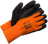 Proglo 3000 lateksisormikas tuplapinnoitettu oranssi/musta