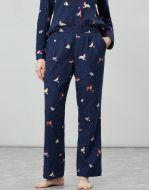 Joules pyjamahousut Snooze XMASDOGS