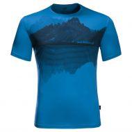 Jack Wolfskin t-paita Peak graphic T-shirt