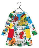 Pippi mekko Huvikummussa