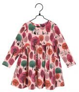 Moomin mekko Syystarha roosa
