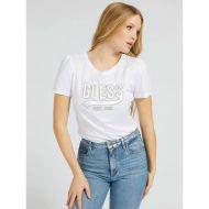 Guess t-paita Marisol Tee True white