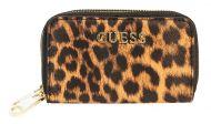 Guess lompakko Nat Lalie Double Zip Mini Wallet