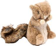 Create Home Koiranlelu pehmo-orava vinkuva
