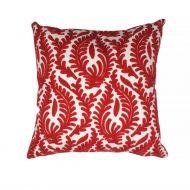 Create Home tyyny Verso 45x45 cm punainen puuvilla