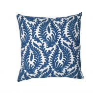 Create Home tyyny Verso 45x45 cm sininen puuvilla
