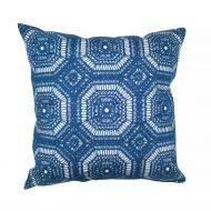 Create Home tyyny Säde 45x45 cm sininen puuvilla