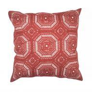 Create Home tyyny Säde 45x45 cm ruskea puuvilla