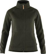 Fjällräven fleecetakki Övik Fleece Zip Sweater W