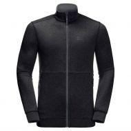 Jack Wolfskin neulosfleece Finley jacket
