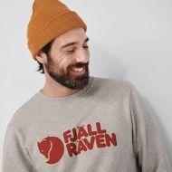 Fjällräven miesten college Logo Sweater M