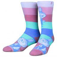 Nvrlnd Muumi-sukat Pikku-Myy S/M pastelli/raidallinen