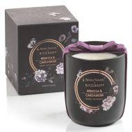 Ritzenhoff tuoksukynttilä Aroma Naturals Noir Mimosa&Cardamom