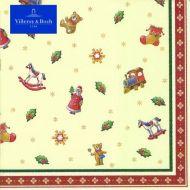 Villeroy&Boch Xmas lautasliina Winter Specials 33 cm Toys
