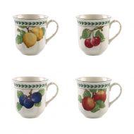 Villeroy&Boch French Garden  Modern Fruits Mukisetti 0,48l 4 kpl