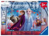 Ravensburger Palapeli AT Frozen 2, 2x12 palaa