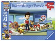 Ravensburger Palapeli Paw Patrol Helpful Good Noses, 2x24 palaa