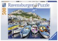 Ravensburger Palapeli Colorful Marina, 500 palaa