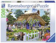 Ravensburger Palapeli Cottage in England, 1500 palaa