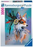 Ravensburger Palapeli AT Fantasy Fox, 1000 palaa