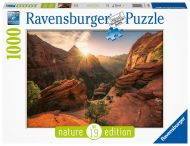 Ravensburger Palapeli Sunrise in  National Park, 1000 palaa