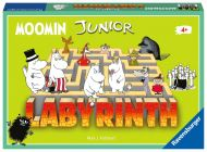 Ravensburger Peli Muumi Junior Labyrintti