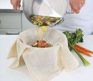 Küchenprofi paseerauskangas 80 x 65 cm