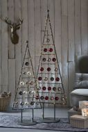 Boltze joulukuusi Tilo 115 cm hopea/harmaa