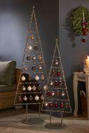 Boltze joulukuusi Tilo 160 cm hopea/harmaa