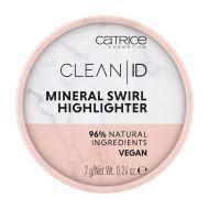 Catrice mineraalipuuteri Clean ID Mineral Swirl 010