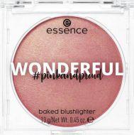 Essence pinkandproud WONDERFUL baked blushlighter 01
