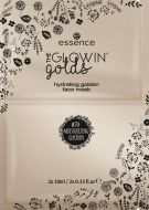 Essence the glowin' golds hydrating golden face mask 01