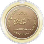 Essence the glowin' golds vitamin E baked luminous bronzer 01
