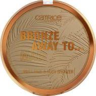 Catrice Bronze Away To... aurinkopuuteri Matt Face & Body Bronzer