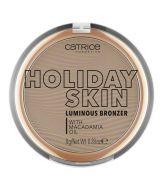 Catrice aurinkopuuteri Holiday Skin Luminous Bronzer 010