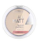 Catrice puuteri All Matt Shine Control Powder Healthy Look 100
