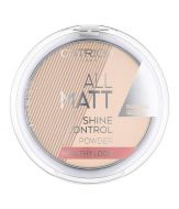 Catrice puuteri All Matt Shine Control Powder Healthy Look 200