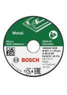 Bosch Easy Cut&Grind metallinkatkaisulaikka 3 kpl