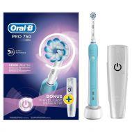 Oral-B Sähköhammasharja Pro 750 Sensi Ultrathin