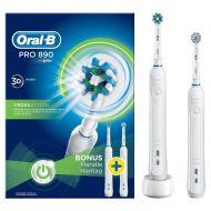 Oral-B sähköhammasharja PRO890DUO tuplarunko