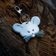 Softreflector heijastin Alfie - hiiri Tails & Whiskers