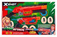 Xshot Dino Attack Combo Pack